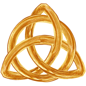 Trinitiy Gold unendlichkeit
