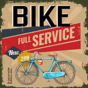 Bike Full Service - Fahrrad Service