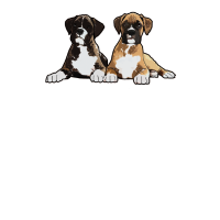 Boxer Dog - Das Leben ist mit einem Boxer besser