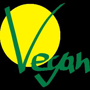 Vegan gelb