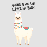 Adventure You Say? Alpaca My Bags!