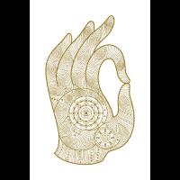 Vitarka Mudra - Hand Gesture