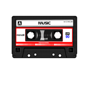 Music Tape - old school