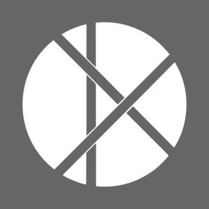 Don Logo - valkoinen