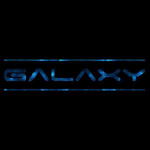Visuelle T-Shirt-Galaxie