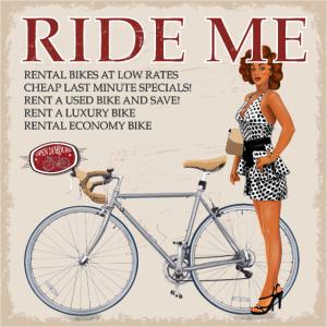 Ride Me - Fahre Fahrrad