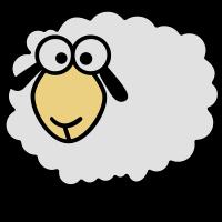 das leicht bekloppte Määähndy-Schaf