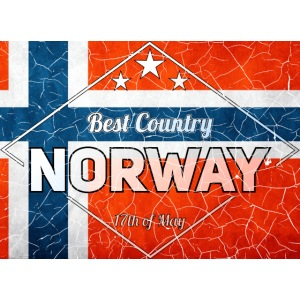 Best Cuntry NORWAY