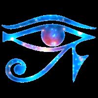 Auge des Horus Ägypten Magie Symbol Glücksbringer