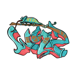 Graff Caméléon