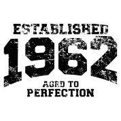 established 1962 - aged to perfection(it)