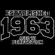 established 1963 - aged to perfection(uk)