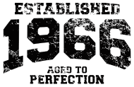 Jahrgang 1960 Geburtstagsshirt: establishes 1966 - aged to perfection