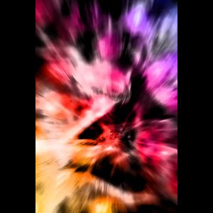 Digitale Kunst - tödlicher Fall
