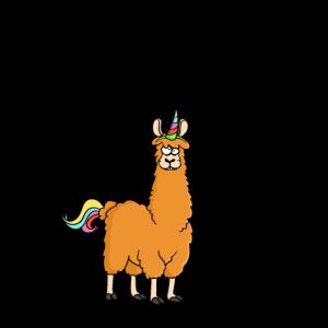 I'm Luise, the unicorn!