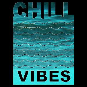 Chill Vibes Meerwasser