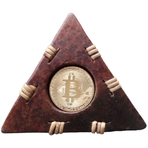 Bitcoin Auge