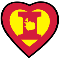 Superhelden Isländer