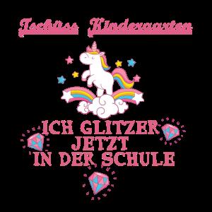 Tschüss Kindergarten