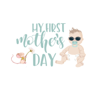 My first mothers day - Mein erster Muttertag - Boy