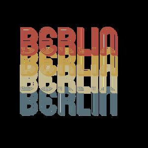Cool Berlin Retro 70s