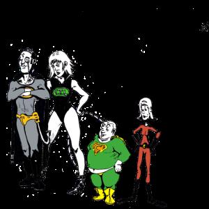 Antioxidative Superhelden