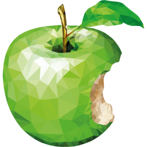 Apfel / apple