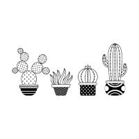 Kaktus illustration Design
