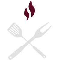Barbecue cutlery