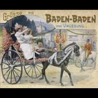 Grüße aus Baden Baden