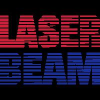 Laser Beam Design Slogan