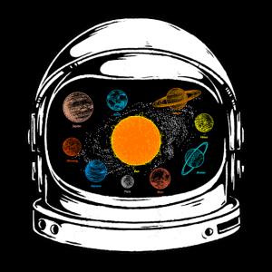 Solar system on helm