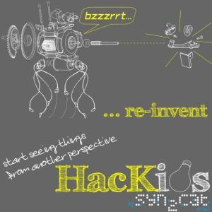 hackids back reinvent