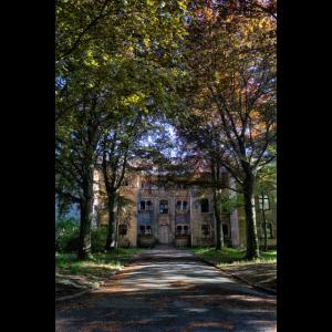 Lost Place - Haus im Park