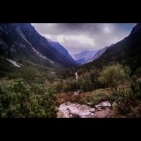 Hohe Tatra Tal
