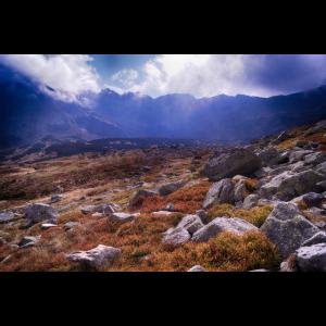 Hohe Tatra Ebene
