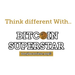 Think different with bitcoin