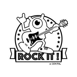 Rock it (Black)
