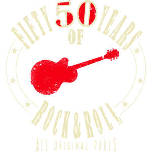 50. Geburtstag - Fifty Years Of Rock & Roll