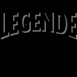 Legende Ruhestand Rente