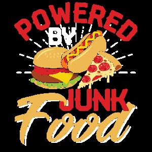 Angetrieben von Junk Food