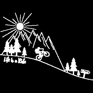 mtb Mountainbike Mountainbiker Fahrrad