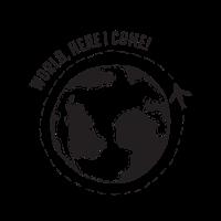 WORLD, HERE I COME! - Backpacker & Traveler Design