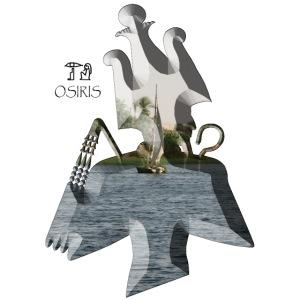 Altägyptischer Gott OSIRIS