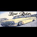 Lowrider impala 1963 vato loco west coast tshirt