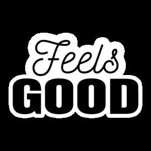 Fühlt sich gut an