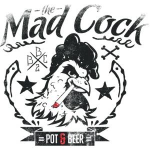 Mad Cock, verückter Gockel