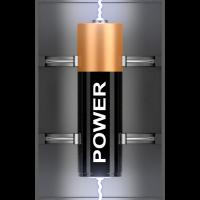Elektrische Batterie