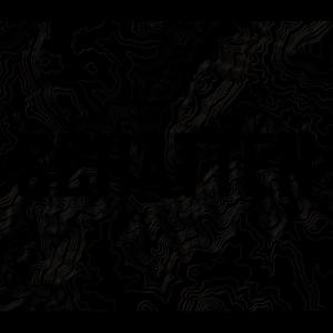 Hoehenlinien schwarz Schatten