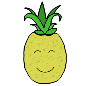Ananas Pineapple Frucht